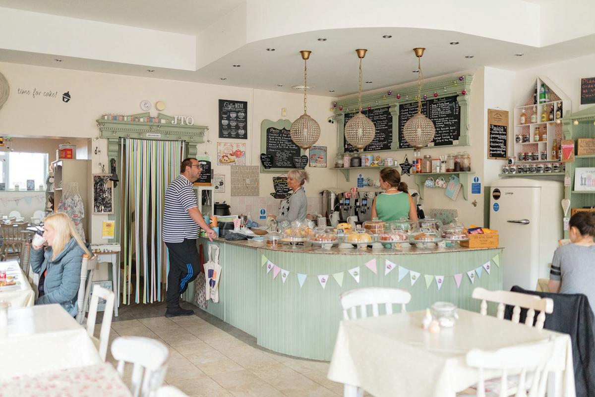 Images from JTO Vintage & The Old Bank Tea Rooms