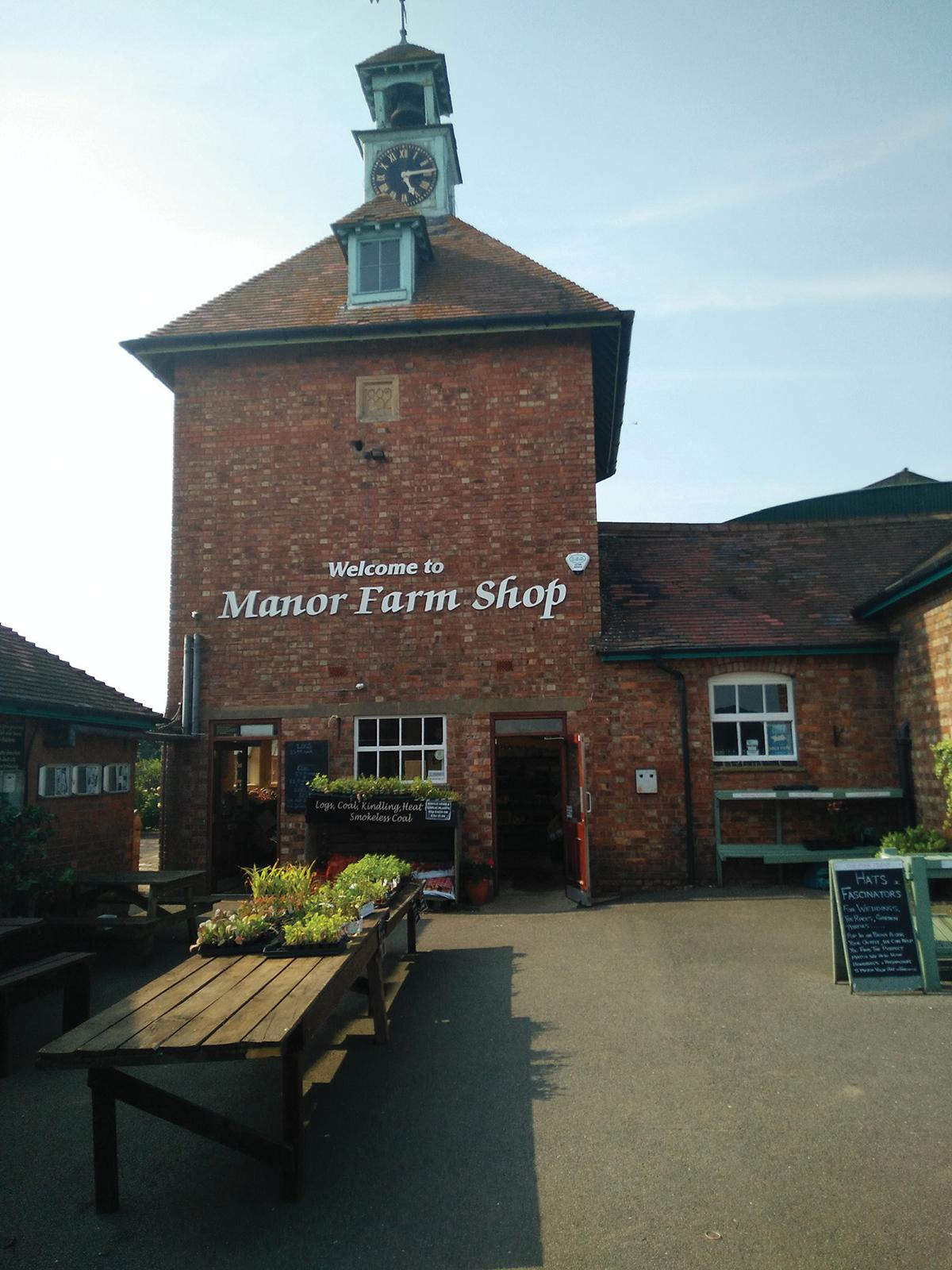 Images from Manor Farm
