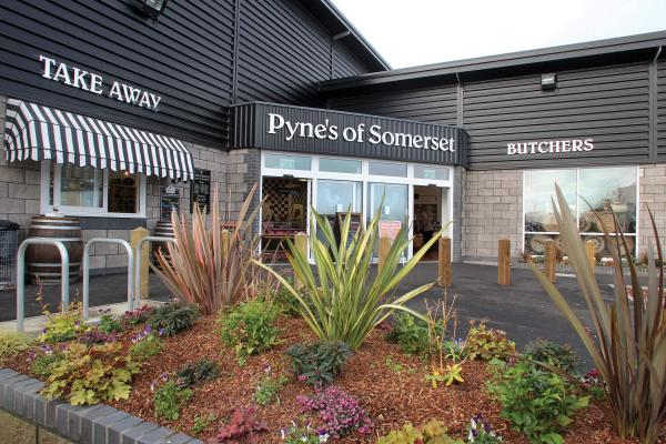 Image of Pyne's of Somerset