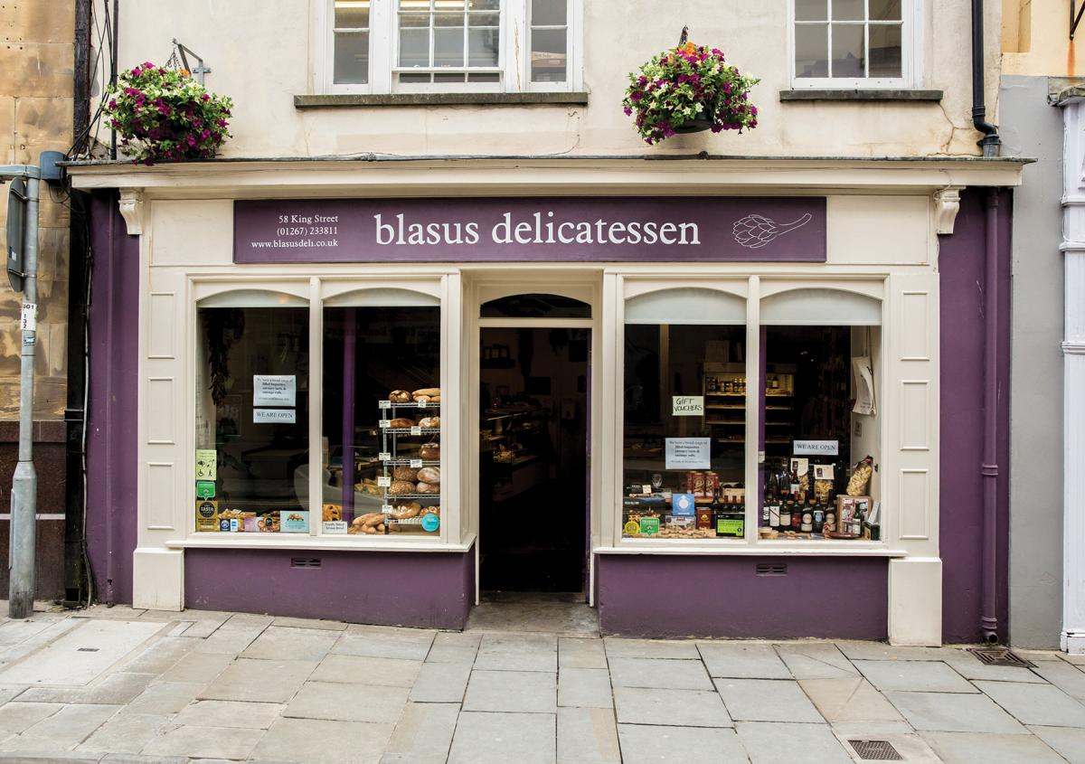 Images from Blasus Delicatessen