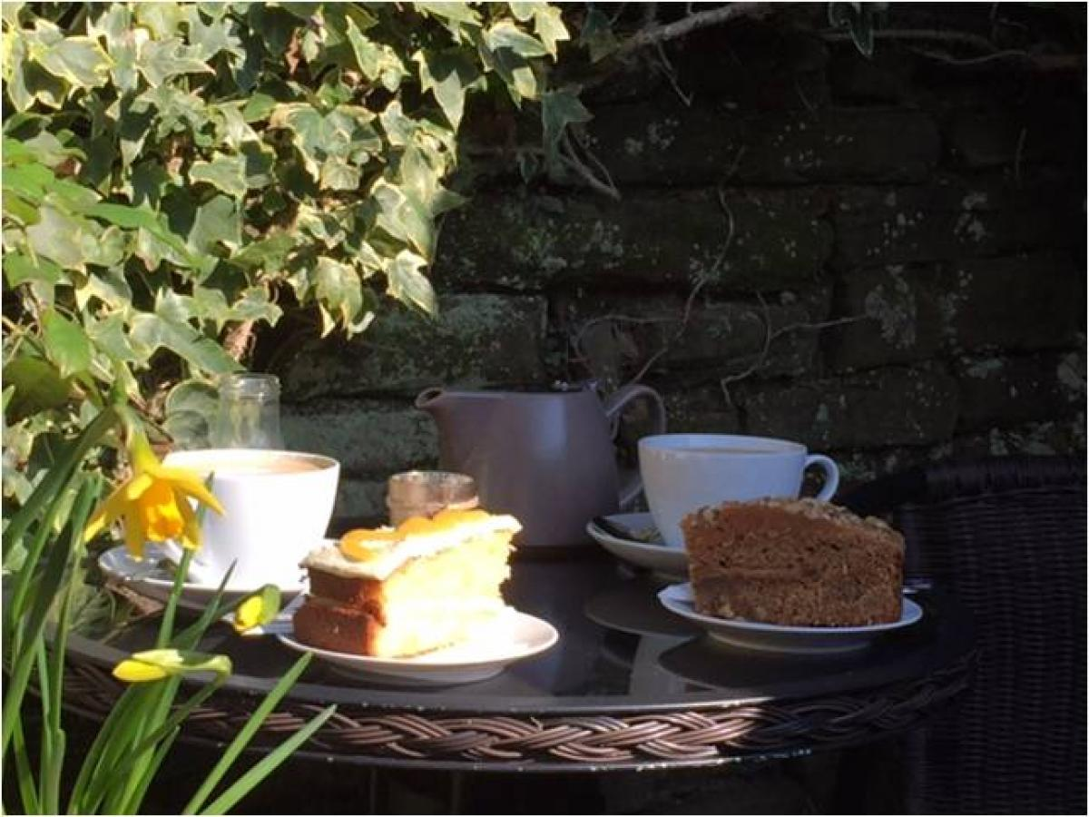 Images from The Village Tea Room at Wheelton